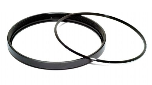 Metal Filter Ring and Retainer 105mm